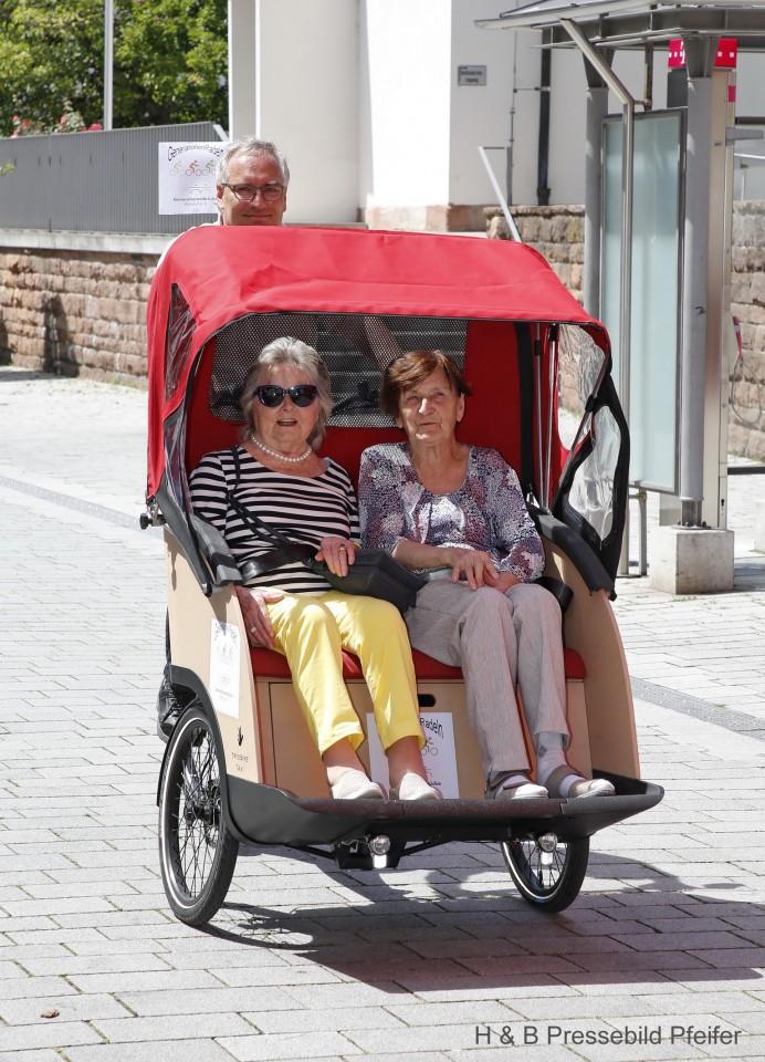 Vorstellung Trio Bike
